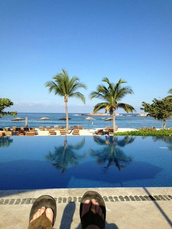 The St. Regis Punta Mita Resort: Beach Pool